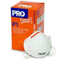 SAFETY - MASK P2 - DISPOSABLE DUST MASK (Box of 10)