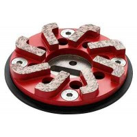 RENOVATOR DIAMOND DISC, ABRASIVE SURFACE