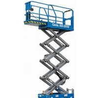 SCISSOR LIFT - 5.8M - 19FT - ELECTRIC
