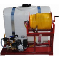 TANK - AGRICULTURE SPRAY 200 LITRE - TOW