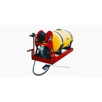 TANK - AGRICULTURE SPRAY 600 LITRE - SKID