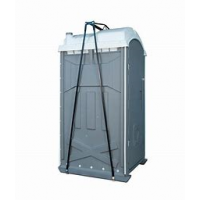 TOILET - FRESH FLUSH - WITH LIFTING POINTS - SERVICED FORTNIGHTLY