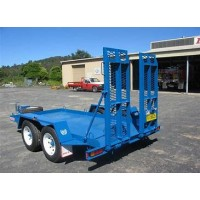 TRAILER - PLANT HEAVY DUTY - WIDE