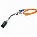 HEAT GUN - EXPANSION BURNER ROUND - GAS for hire in Sydney from Complete Hire